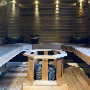 Saunat ja kylpyhuoneet